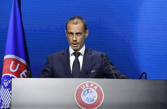UEFA thay đổi địa điểm tổ chức EURO 2020: Chuyển từ Bilbao và Dublin sang Seville và St.Petersburg ảnh 1