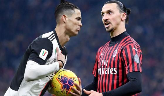 Juventus và AC Milan đều có thể mất suất dự Champions League mùa tới