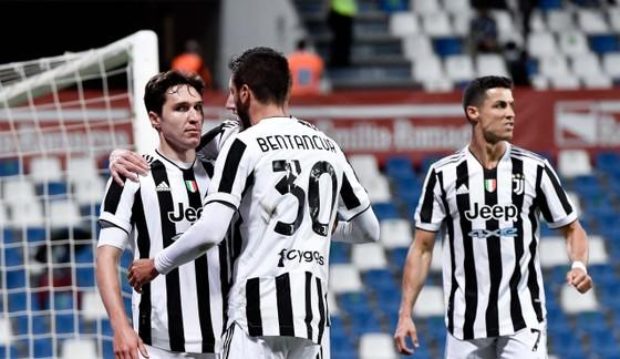 Thắng nghẹt thở Atalanta 2-1, Juventus đoạt Cúp nước Ỳ ảnh 3