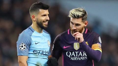 Sergio Aguero đạt 'thỏa thuận' sang Barca với mức lương hấp dẫn ảnh 1
