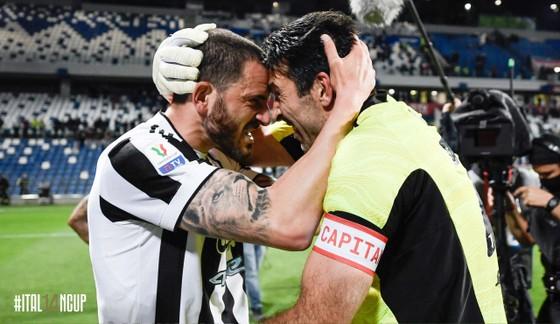Thắng nghẹt thở Atalanta 2-1, Juventus đoạt Cúp nước Ỳ ảnh 4