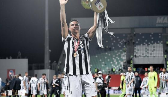 Thắng nghẹt thở Atalanta 2-1, Juventus đoạt Cúp nước Ỳ ảnh 5