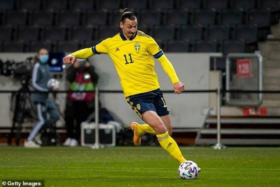 Hy vọng trở lại Euro của Zlatan Ibrahimovic đã tan vỡ vì chấn thương