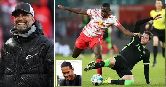 Klopp vui mừng khi Liverpool sớm ký với Konate