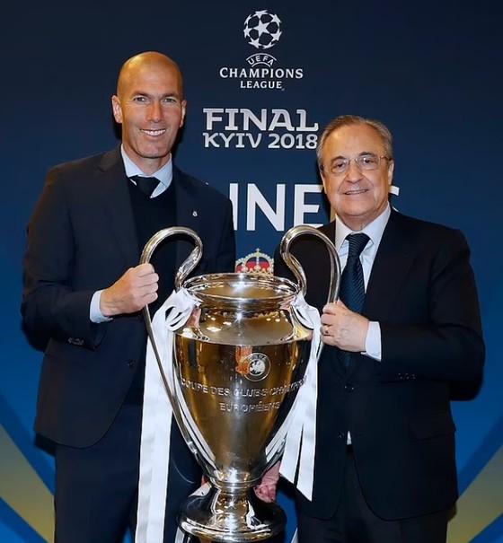 Zidane giải thích lý do từ chức Real Madrid, tố Chủ tịch Florentino Perez thiếu tôn trọng ảnh 2
