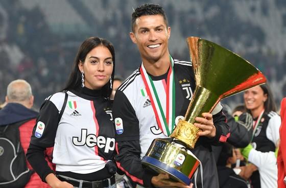 Bạn gái Georgina Rodriguez và Ronaldo