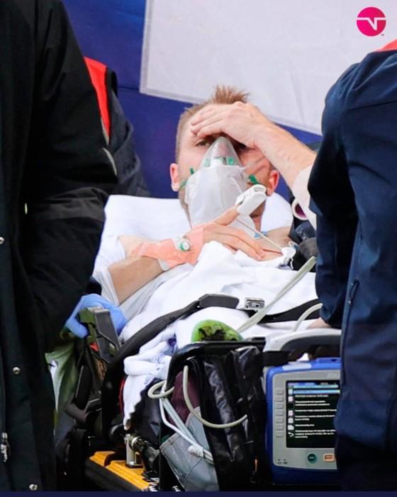 Christian Eriksen tạm qua cơn nguy kịch, tiếp tục được điều trị trong bệnh viện ảnh 4
