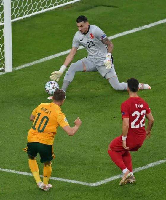 Thổ Nhĩ Kỳ - Xứ Wales 0-2: Gareth Bale và Aaron Ramsey phô bày đẳng cấp ảnh 2