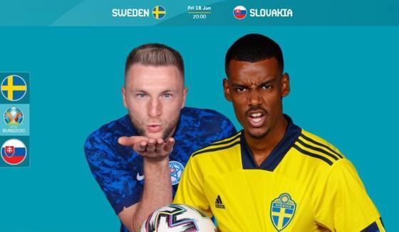 Thụy Điển – Slovakia: Quyền lực Bắc Âu ảnh 1