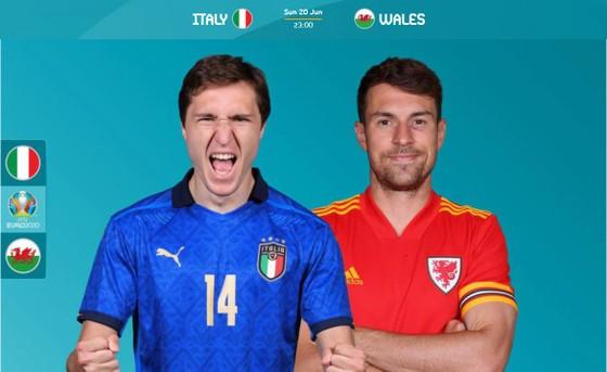 Italia – Xứ Wales: Italia vẫn muốn thắng trận cầu thủ tục