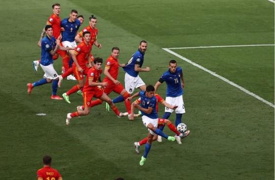 Italia – Xứ Wales 1-0: Verratti và Chiesa tỏa sáng ảnh 3