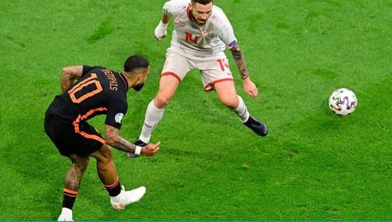 Bắc Macedonia – Hà Lan 0-3: Depay mở điểm, Wijnadum ghi cú đúp trong tiệc chia tay Goran Pandev ảnh 2
