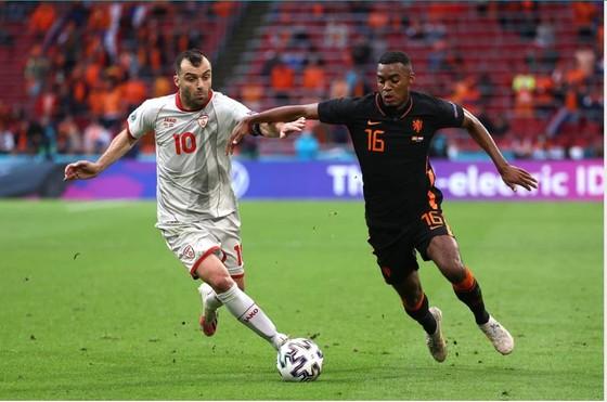 Bắc Macedonia – Hà Lan 0-3: Depay mở điểm, Wijnadum ghi cú đúp trong tiệc chia tay Goran Pandev ảnh 1
