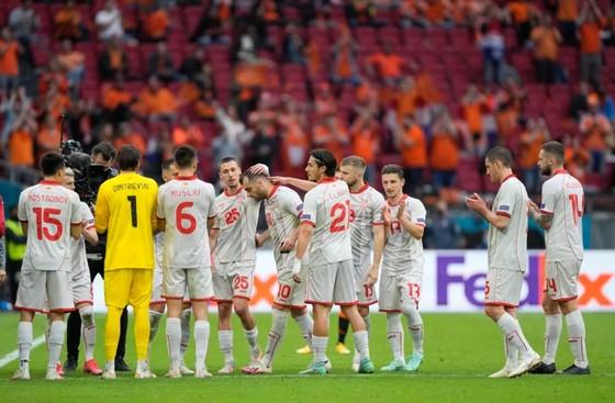 Bắc Macedonia – Hà Lan 0-3: Depay mở điểm, Wijnadum ghi cú đúp trong tiệc chia tay Goran Pandev ảnh 6