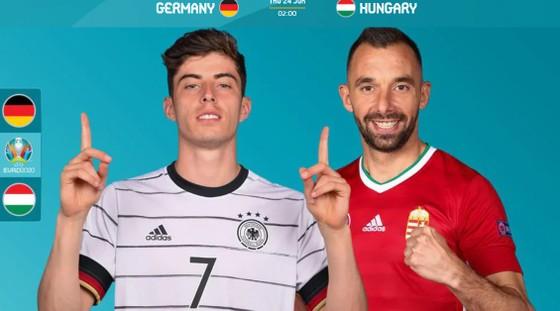 Đức – Hungary: Chờ cơn mưa bàn thắng ở Munich