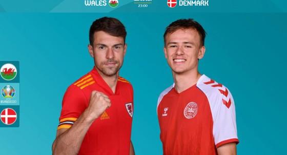 Xứ Wales – Đan Mạch: Lính chỉ sẽ bắn hạ Những chú Rồng