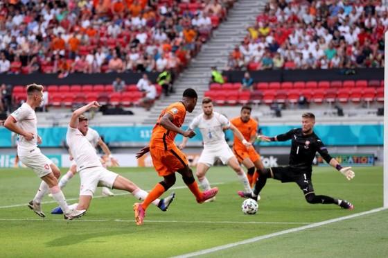 Hà Lan – CH Séc 0-2: Tomas Holes và Patrik Schick ghi bàn khi de Ligt trượt chân ảnh 1