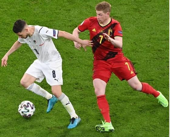 Bán kết Italia – Tây Ban Nha: Azpilicueta kêu gọi khóa chặt Jorginho ảnh 1
