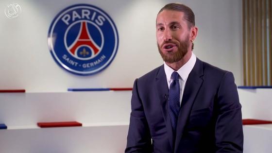 """Sergio Ramos gia nhập PSG với hợp đồng 2 năm: """"Tôi đến đây để chiến thắng"""" ảnh 1"""