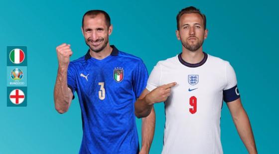 Chung kết Italia – Anh: Bản lĩnh của người Italia