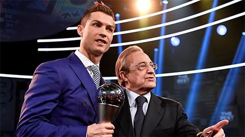 Rò rỉ đoạn ghi âm giọng Chủ tịch Real Madrid gọi Ronaldo là kẻ bệnh hoạn, gọi Mourinho là gã bất bình thường ảnh 1