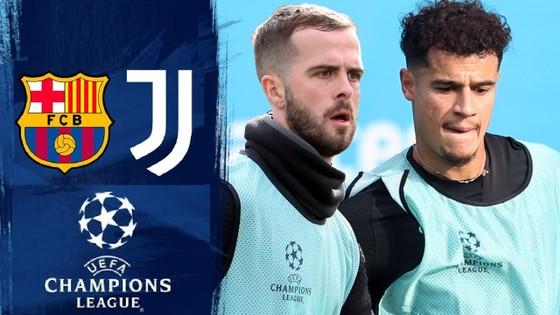 Miralem Pjanic và Philippe Coutinho đang kết nối sang Juventus