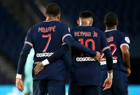 Mbappe muốn tiếp tục chơi bên cạnh Neymar ở PSG