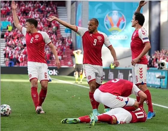Eriksen trở lại Inter với 'thể trạng và tinh thần tuyệt vời' ảnh 3