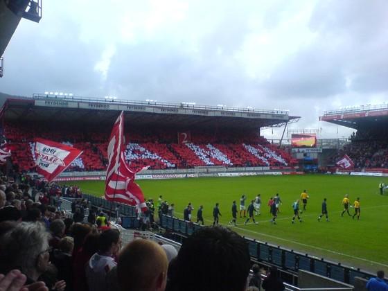 Sân vận động của SK Brann