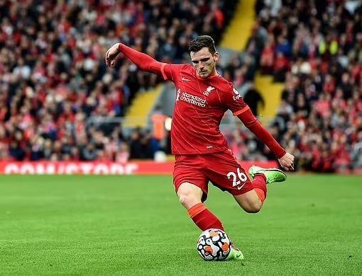 Robertson triển hạn hợp đồng với Liverpool đến năm 2026 ảnh 1