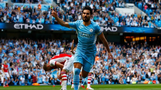 Man.City – Arsenal 5-0: Ferran Torres lập cú đúp, The Citizens vùi dập Pháo thủ ảnh 1