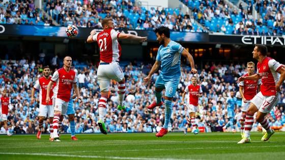 Man.City – Arsenal 5-0: Ferran Torres lập cú đúp, The Citizens vùi dập Pháo thủ ảnh 3