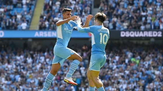 Man.City – Arsenal 5-0: Ferran Torres lập cú đúp, The Citizens vùi dập Pháo thủ ảnh 5
