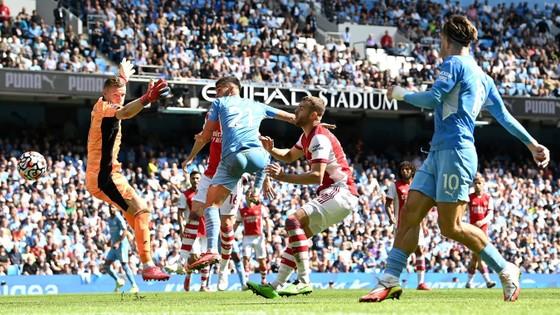 Man.City – Arsenal 5-0: Ferran Torres lập cú đúp, The Citizens vùi dập Pháo thủ ảnh 7