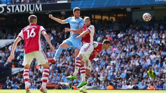 Man.City – Arsenal 5-0: Ferran Torres lập cú đúp, The Citizens vùi dập Pháo thủ ảnh 6