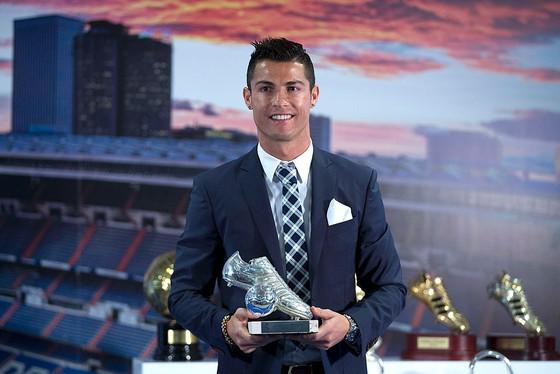 Ronaldo hưởng mức lương cao nhất Premier League