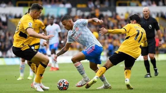 Mason Greenwood tỏa sa1ngb trên tuyến tấn công Man United