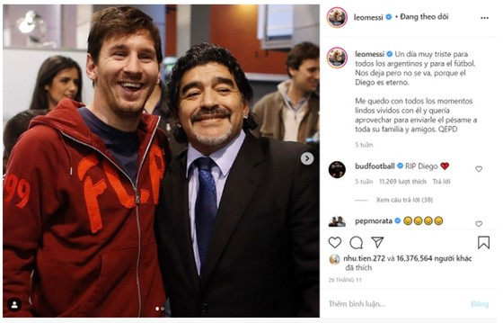 Bài đăng của Man.United về Ronaldo phá kỷ lục Instagram ảnh 3
