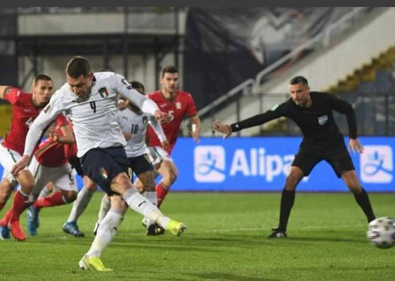 Italy sẽ tiếp Bulgaria trên sân nhà ở vòng loại Khu vực châu Âu