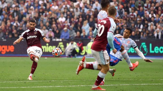West Ham – Man United 1-2: Ronaldo mở điểm, Lingard khóa đuôi, nhưng De Gea  mới là người hùng ảnh 2