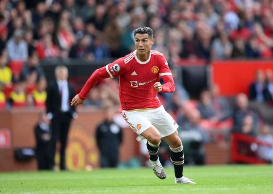 Cristiano Ronaldo dẫn dắt tuyến tấn công Man United