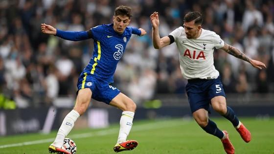 Tottenham – Chelsea 0-3: Thiago Silva, Kante và Rudiger vùi dập Gà trống ảnh 7
