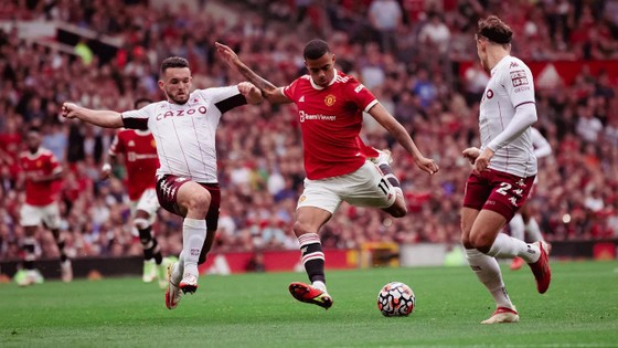 Man United – Aston Villa 0-1: Bruno Fernandes sút hỏng phạt đền khiến Quỷ đỏ thua sốc ảnh 3
