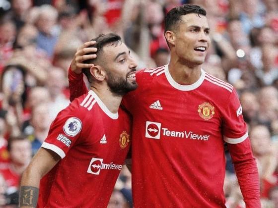 Bruno Fernandes giải thích vì sao Ronaldo luôn khao khát ghi bàn ảnh 1