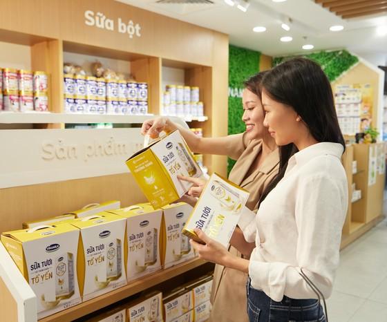 Vinamilk lọt vào Top 10 thương hiệu mạnh nhất Việt Nam  ảnh 1