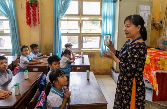 TPHCM mở rộng chương trình sữa học đường  ảnh 1