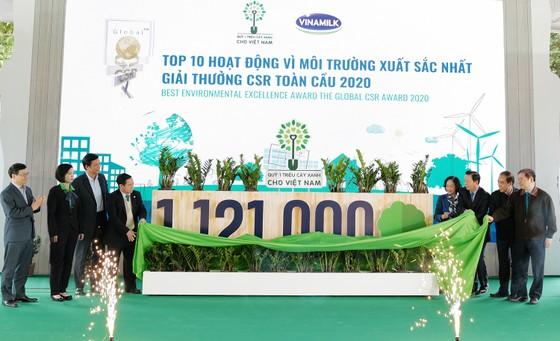 Hơn 1 triệu cây xanh đã được trồng cho Việt Nam Xanh ảnh 1