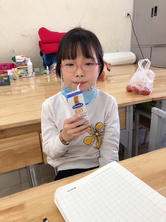 Hơn 45.000 hộp sữa hỗ trợ trẻ em đang bị cách ly tại Hà Nội, Hải Dương và Hải Phòng ảnh 1