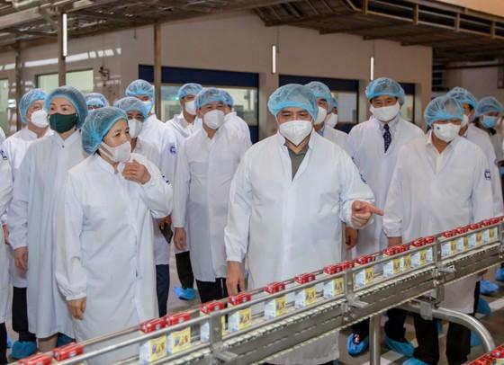 Thủ tướng Chính Phủ Phạm Minh Chính: Vinamilk nỗ lực thực hiện tốt 'mục tiêu kép' ảnh 1