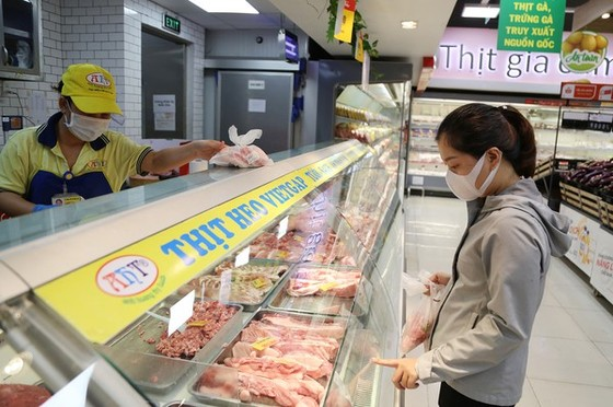 Saigon Co.op đề xuất phương án mua chung để đưa hàng hóa đến các khu dân cư, khu phong tỏa   ảnh 1